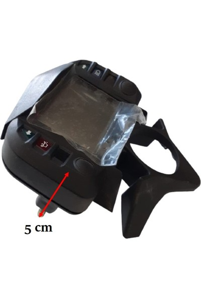 Asya Rx 250 Kilometre Saati Dijital Model