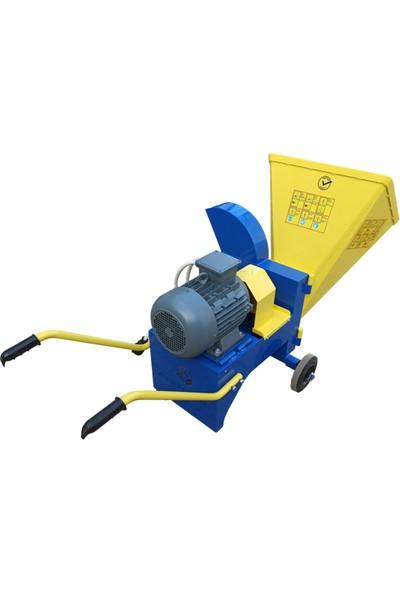 Aydınmaksan Mdo-009E Elektrikli Dal Öğütme Makinası