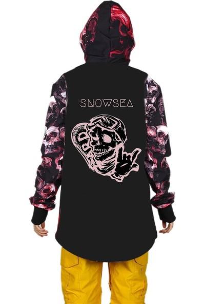Snowsea Marka Flover Skull Bayan Snowboard ve Kayak Montu