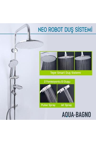 Aqua Bagno Neo Tepe Duşu Seti