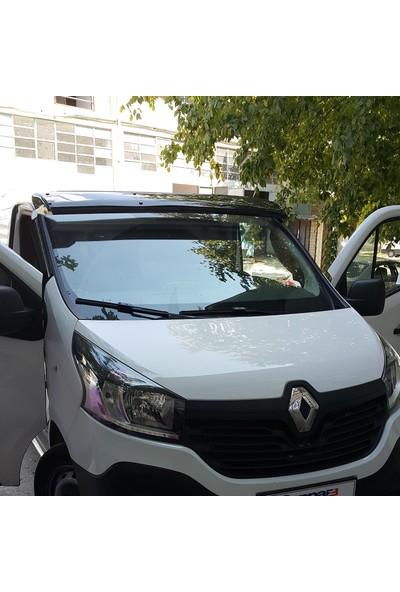 Renault Trafic Iıı 2014- Ön Cam Güneşliği / Siperlik