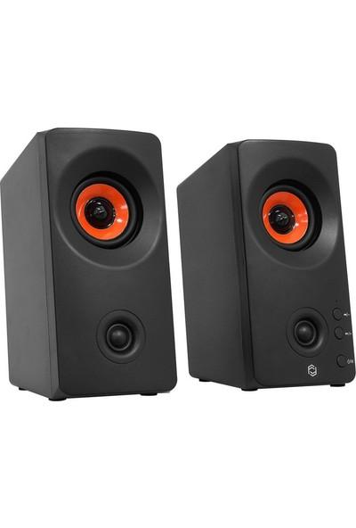 Frısby FS-2134U 2.0 Bt/tf/aux 2.0 Stereo Hoparlör