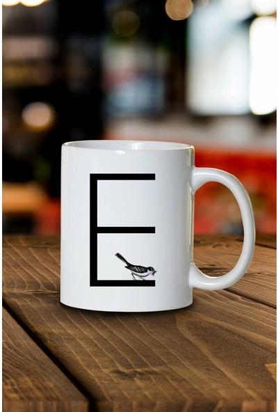 Öztürk Grup E Harfli Baskılı Kupa
