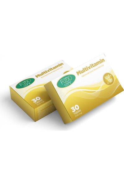 FOODCORE Multivitamin 30 Tablet