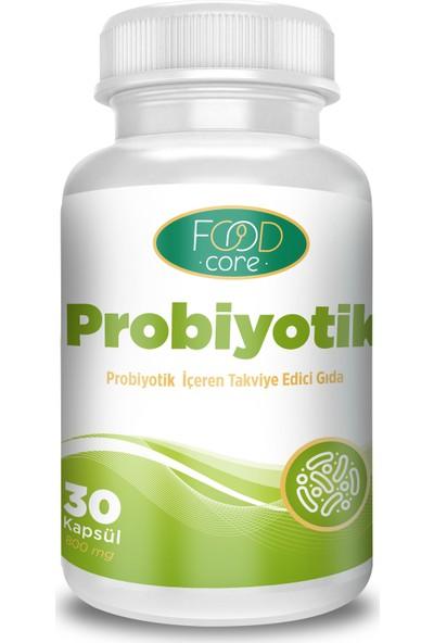 FOODCORE Probiyotik 30 Kapsül
