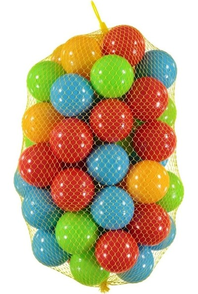 Erdem Oyuncak Havuz Topu - 6 cm x 50 adet