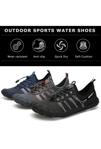 Buyfun Unisex Deniz Ayakkabısı Spor Çabuk Kuruyan Yumuşak