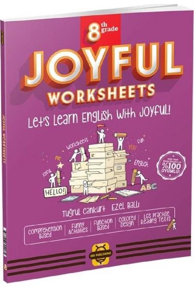 8. Sınıf Joyful Worksheets Bee Publishing