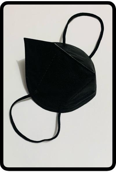 ZEUGMA N95 Medical Maske -Siyah