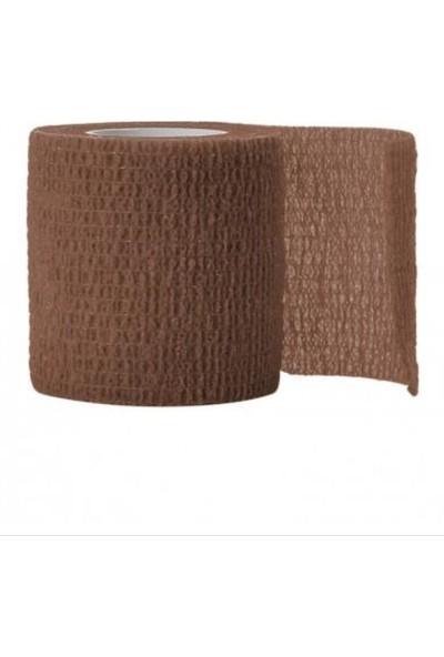 Biatape Coban Kendinden Yapışkanlı Kahverengi Bandaj 2.5cmx4.5m