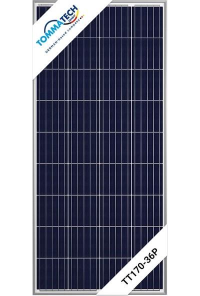 Tommatech 170 Watt Poliktistal Güneş Paneli