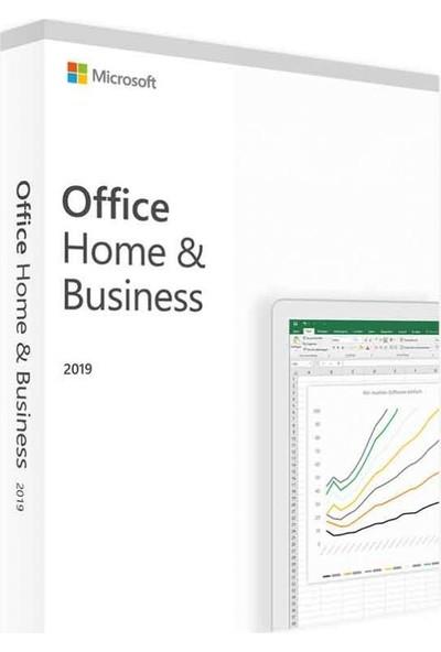 Microsoft Office 2019 Home And Business 32/64 Bit Türkçe Kutu T5D-03334
