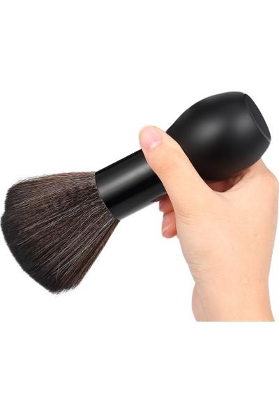 Buyfun Berber Boyun Yüz Duster Fırça Temizleme Saç Fırçası