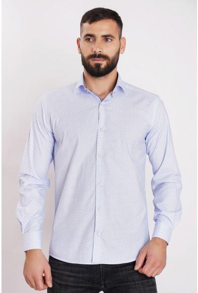 Comienzo Slim Fit Gömlek
