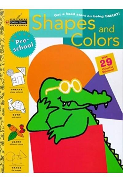 Shapes and Colors (Preschool) - Susan J. Schneck