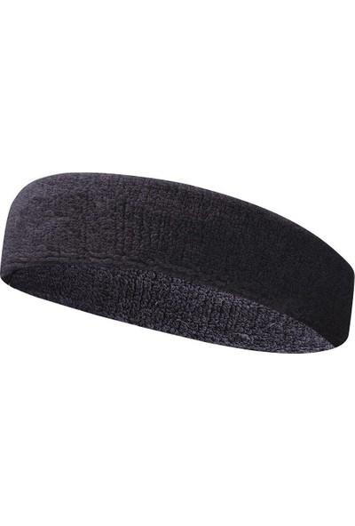 Yukon Havlu Ter Bandı Kafa Bandı Headband Tenis Saç Bandı - Yeni Ürün
