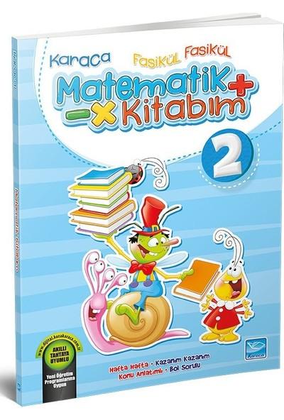 Karaca 2. Sınıf Fasikül Fasikül Matematik Kitabım