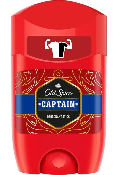 Old Spice Deo Stick Captain Erkek 50 ml