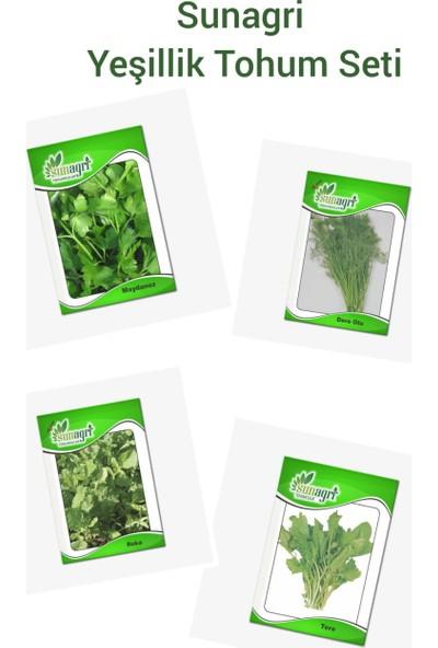 Sunagri Yeşillik Tohum Seti