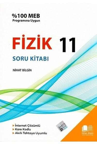 Nihat Bilgin 11. Sınıf Fizik Soru Kitabı - Nihat Bilgin