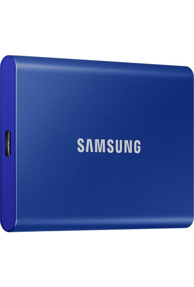 Samsung T7 1TB Taşınabilir SSD Mavi MU-PC1T0H/WW