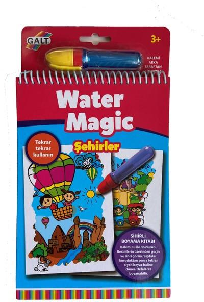 Galt Water Magic Sihirli Boyama Kitabı