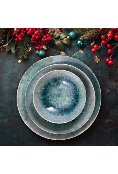 Güral Porselen Güral 18 Parça Atina Yemek Takımı 1657