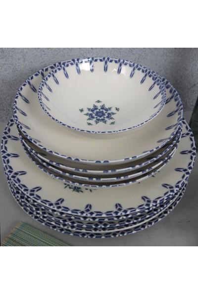 Güral Porselen 24 Parça Atina Yemek Seti 1654