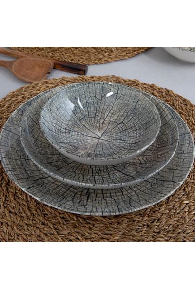 Güral Porselen 18 Parça Atina Yemek Takımı 15321