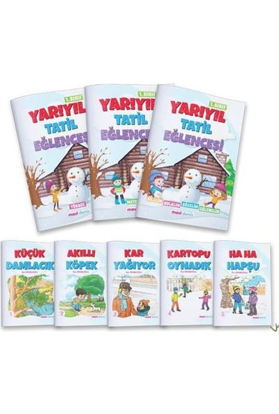 Mavi Deniz Yayınları 1. Sınıf Yarıyıl Tatil Seti