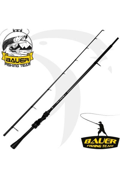 Bauer Quadro 2,70 mt 15-40 gr Spin Kamış