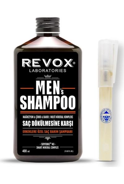 Revox Fenerbahçeli Erkeklere Özel Revox Men Şampuan + Fenerbahçe Kalem Parfüm