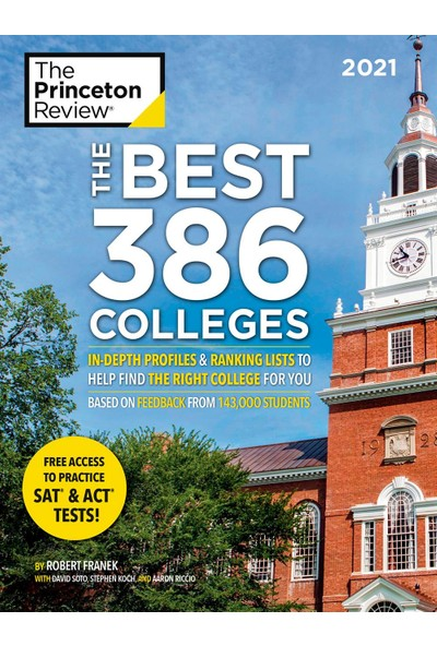 The Best 386 Colleges- 2021
