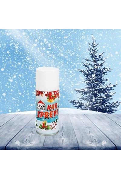 Vip Home Concept Yılbaşı Kar Spreyi 150 Ml 2 Adet Yeni Yıl Ağaç Süsleme Kar Spreyi