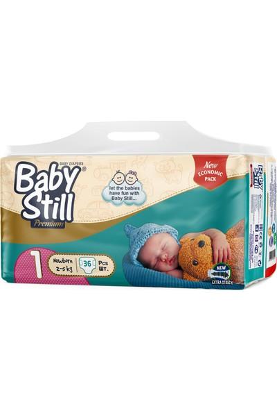 Baby Still Bebek Bezi 1 Beden - 36'lı
