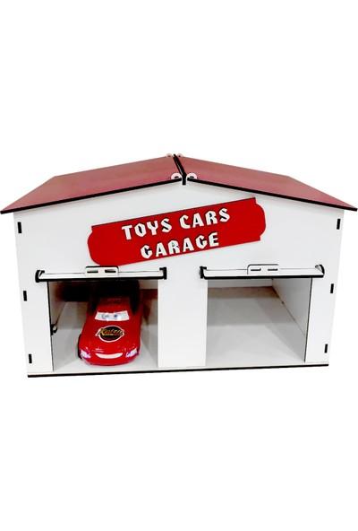 Ahşap Araba Garajı