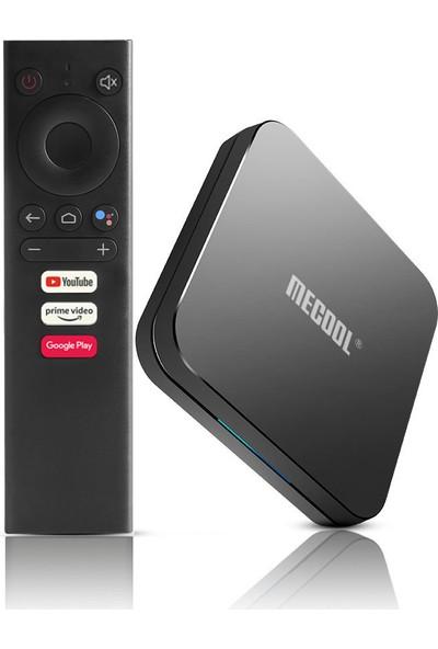 Mecool Km9 Pro Akıllı Android 10.0 Tv Kutusu Medya (Yurt Dışından)