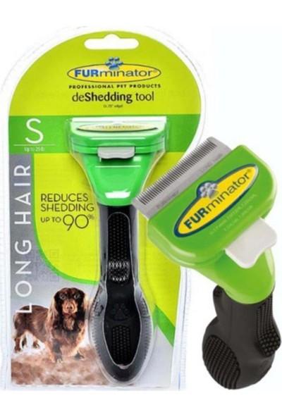 Technosmart Furminator Longhair Uzun Tüylü Kedi Köpek Için Tarak Small