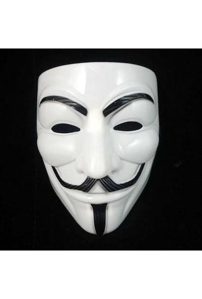Fenomenmagic Anonymous -Vandetta Plastik Maske