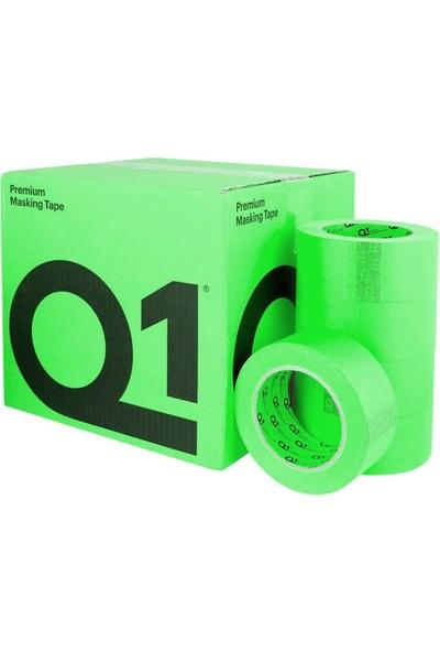 Q1 Yüksek Performans Maskeleme Bantı Yeşil 1 Adet 18x50 mm