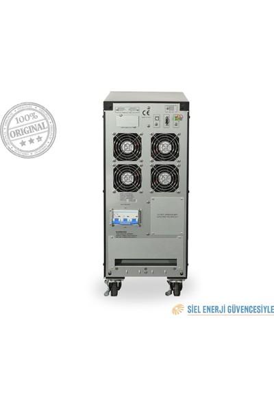 Siel Enerji Sld 11 Model 20 Kva Online Ups