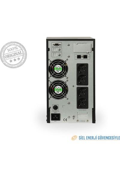 Siel Enerji Sld 11 Model 3 Kva Online Ups