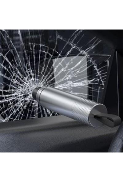 Ally Oto Araç Pencere Camı ve Emniyet Kemeri Kesici-Hayat Kurtarıcı AL-33374