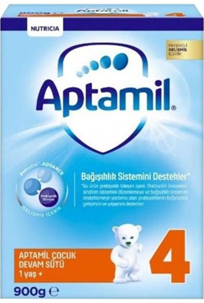 Aptamil Devam Sütü 900 gr 1+ Yaş