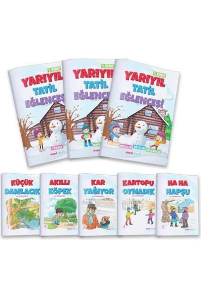 Mavi Deniz Yayınları 1. Sınıf Yarıyıl Tatil Eğlencesi
