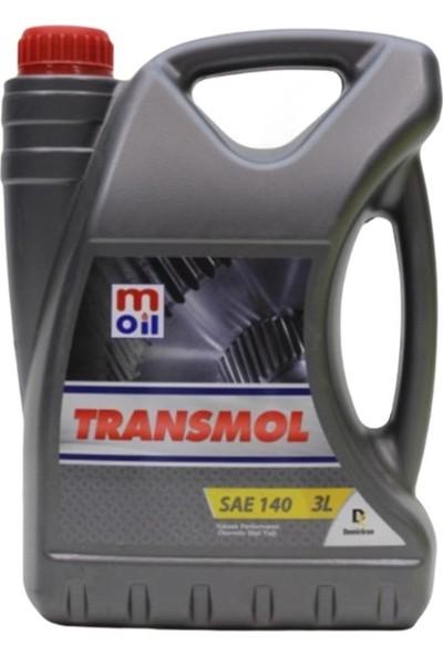 Moil Transmol Sae 140 Şanzıman Yağı 3 Lt.