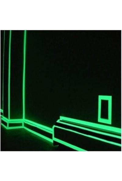Technosmart Fosforlu Bant Şerit Karanlıkta Işık Veren 4 m