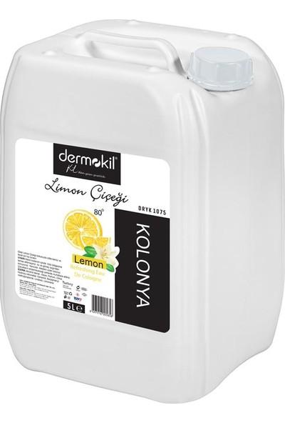 Dermokil Limon Kolonyası 5 lt