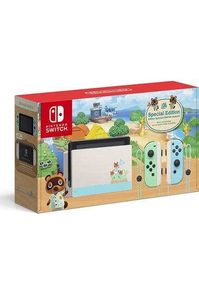 Nintendo Switch Animal Crossing New Horizons Edition Konsol