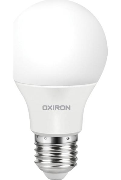Oxıron LED Ampul 9W 806LM 6500K E27 Beyaz Işık 60'lı Paket